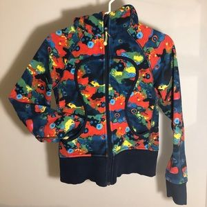 RARE old school lululemon scuba hoodie